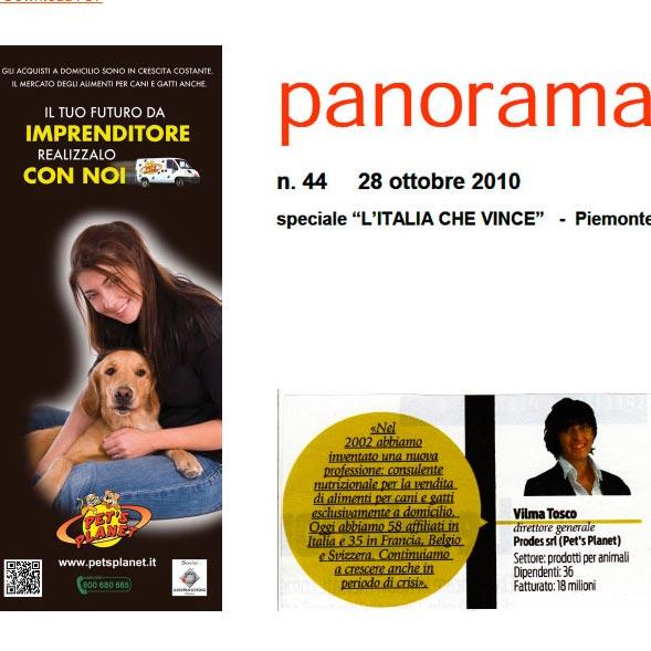 Speciale L'Italia che vince – Panorama