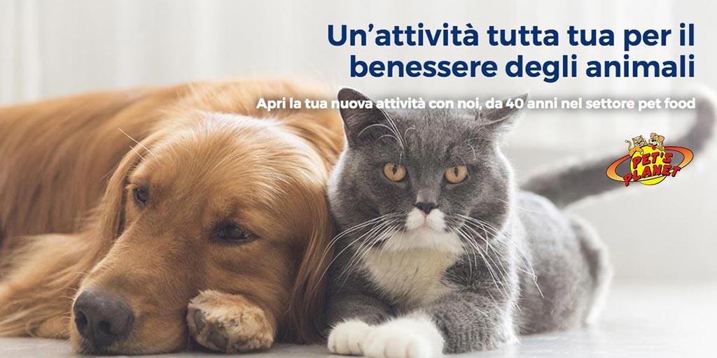 Franchising Pet S Planet Un Attivita Tutta Tua Per Il Benessere Degli Animali