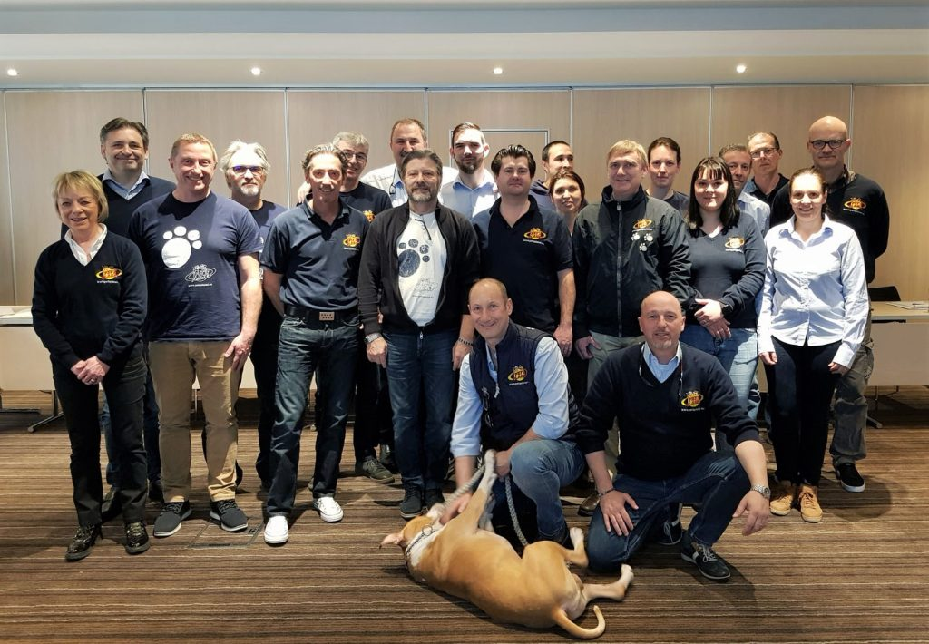 France, Belgique et Suisse. Le réseau européen des franchisés Pet's Planet s'est réuni à Lyon pour le séminaire de début d'année.