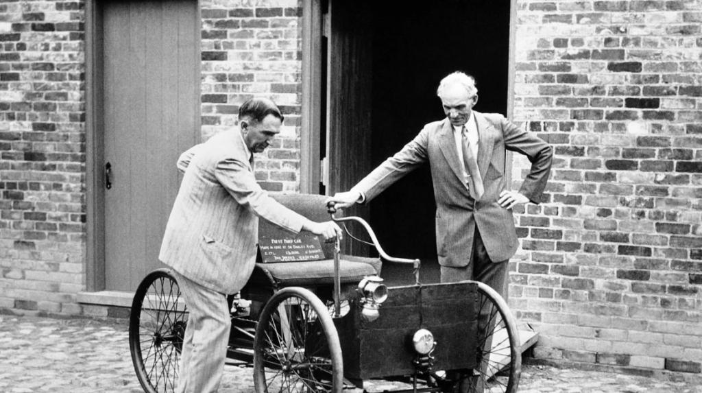 Non è mai troppo tardi per dare una svolta alla propria vita, come insegna la storia di Henry Ford