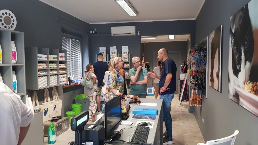 Anche Perugia ha il suo negozio Pet's Planet, inaugurato il nuovo punto vendita monomarca