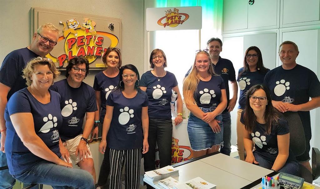 In Francia, Belgio e Svizzera nuovi affiliati al franchising per cani e gatti Pet's Planet