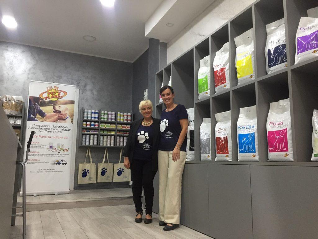 La Consulenza Nutrizionale per cani e gatti a Torino, da ora è anche nel nuovo negozio Pet's Planet