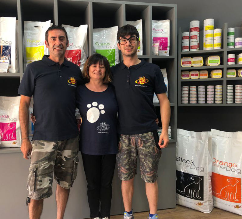 La dixième boutique Pet's Planet a été inaugurée à Milan